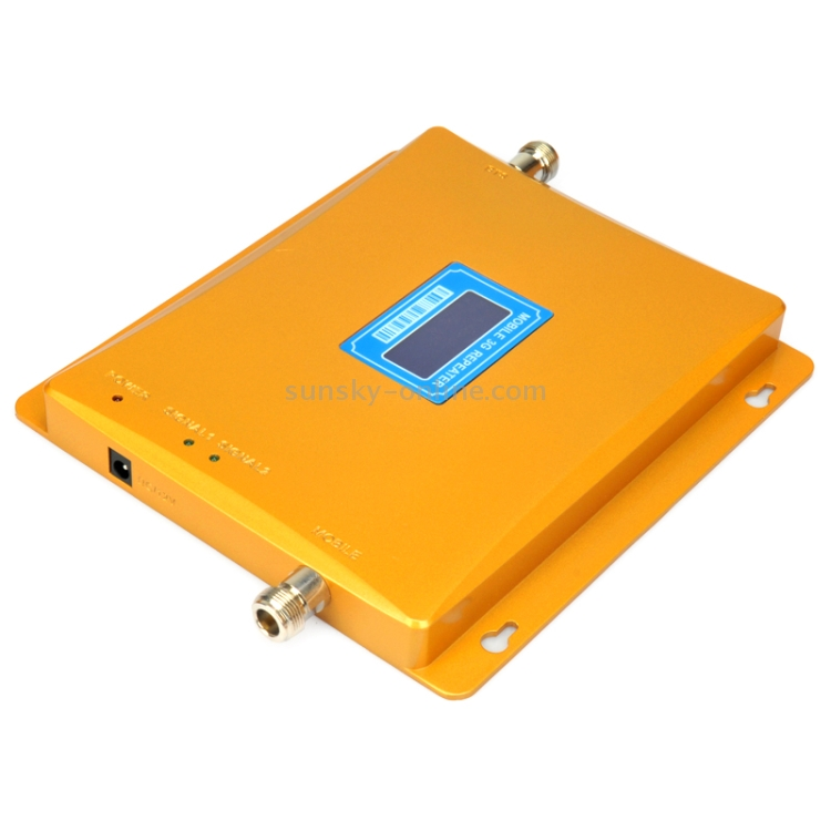 Cell phone blocker south africa   Mobile LED DCS 1800MHz & GSM 900MHz Signal Booster / Signal Repeater with Sucker Antenna(Gold)
