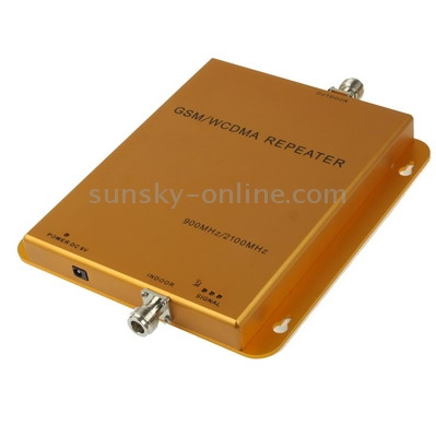 Buy mobile phone jammer online | GSM 900 Cellular Phone Signal Repeater Booster With Screen + Antenna (Coverage: 150 Square meters around)