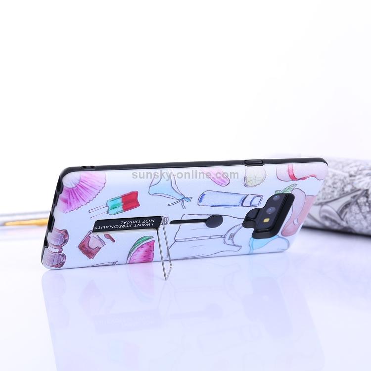Durable Purple Neoprene Protective Zip Case for Freelander 7 inch Tablet