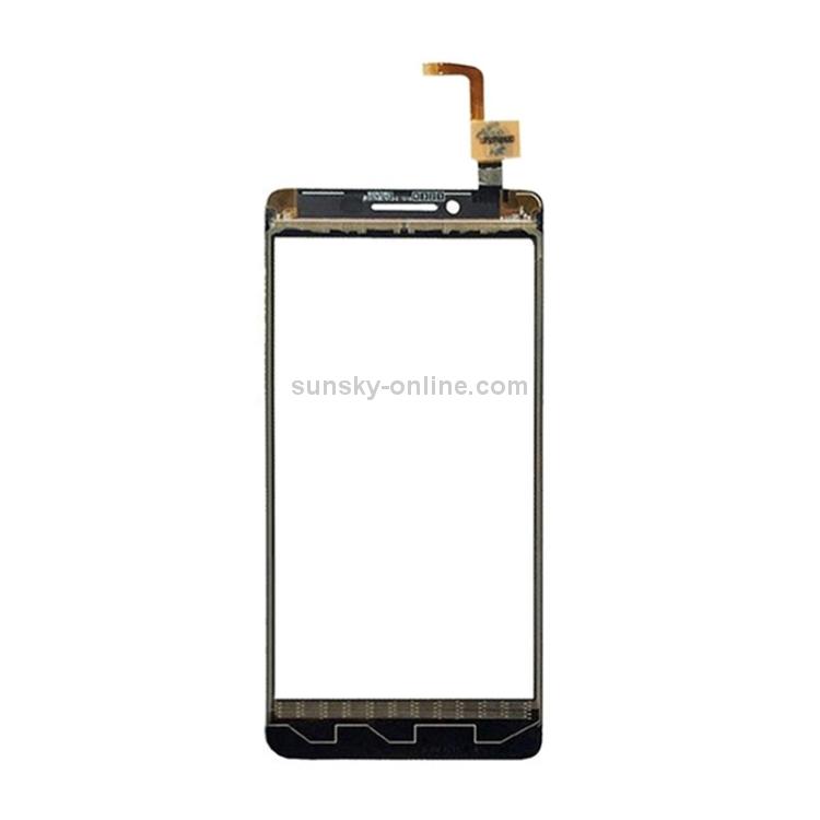 YANGJ for Lenovo A6010 A6010 Plus Touch Panel Black