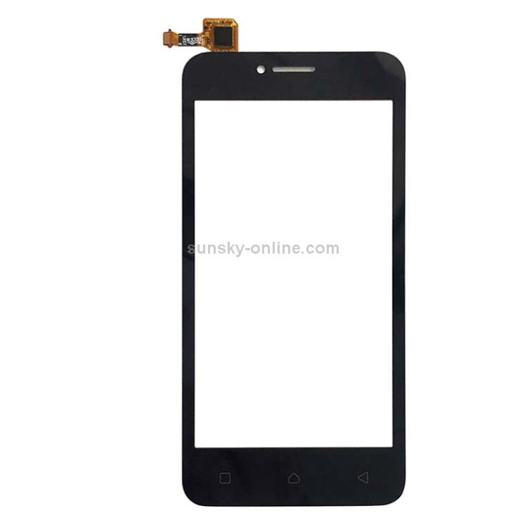 SUNSKY - For Lenovo Vibe B / A2016A40 Touch Panel(Black)