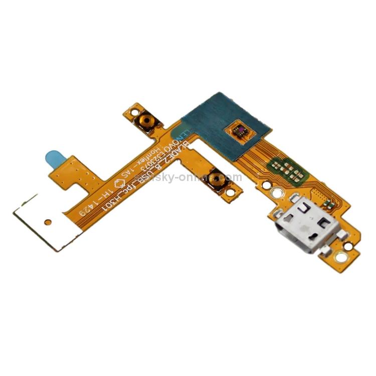 LIYE for Lenovo Yoga Tablet 8 B6000 Charging Port Board