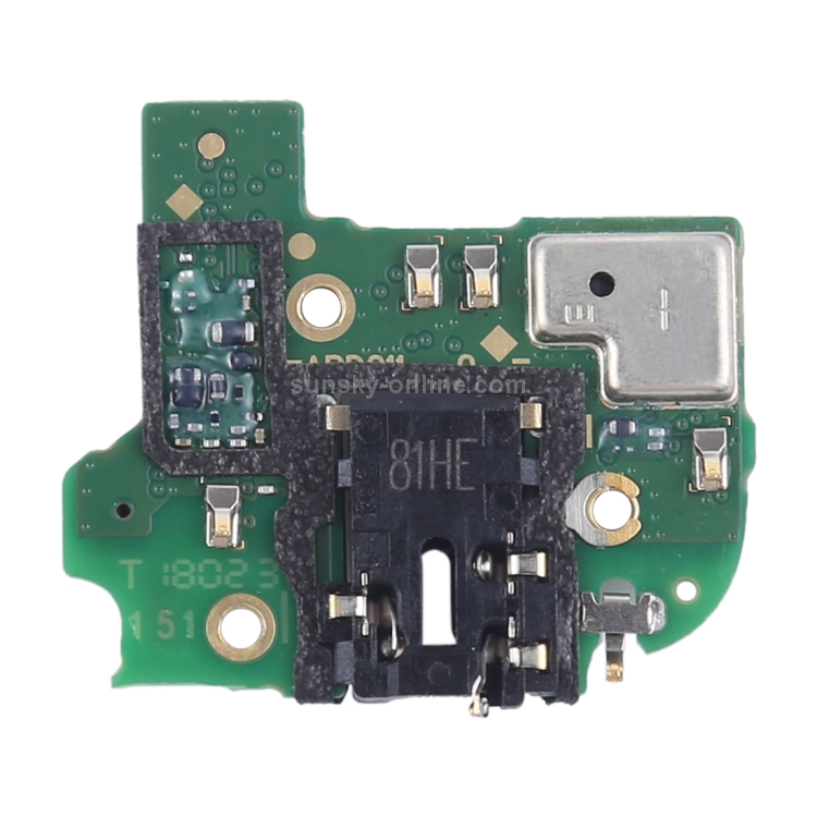 SUNSKY - Earphone Jack Board with Microphone for OPPO A83
