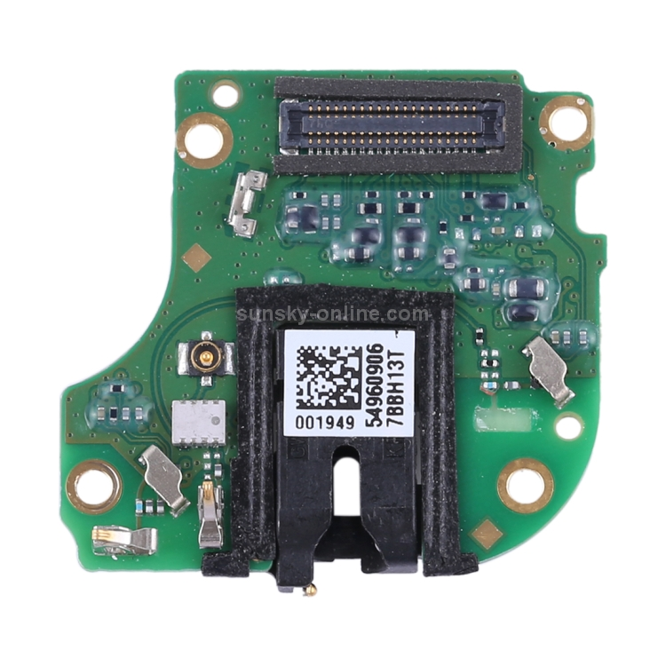 SUNSKY - Earphone Jack Board with Microphone for OPPO A57