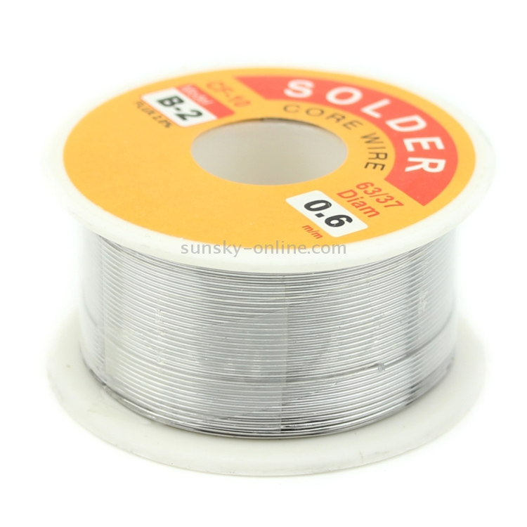 0.5mm Tin Lead Solder Wire for Electrical Soldering Two meters long 4 pcs G7