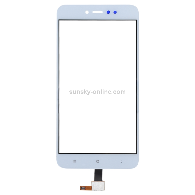 SUNSKY - Touch Panel for Xiaomi Redmi Note 5A Prime(White)