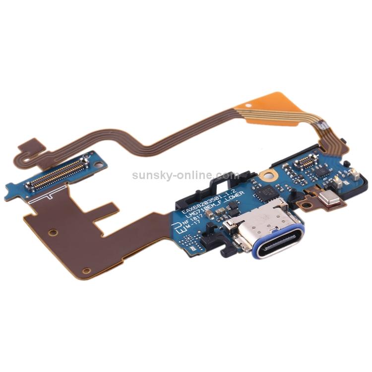G710EM G710PM G710VMP G710TM G710VM G710N Color : Black ZhiYuan Fingerprint Sensor Flex Cable for LG G7 ThinQ