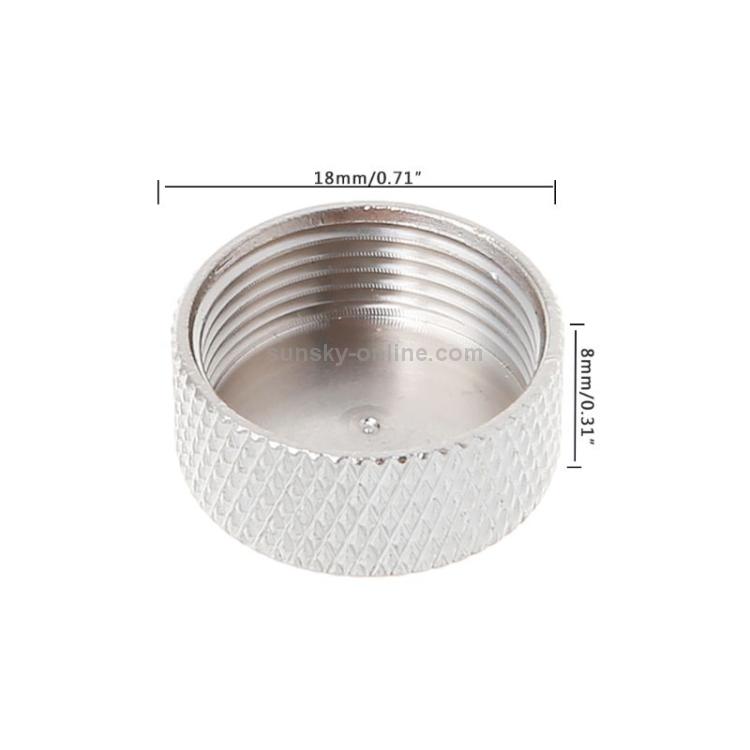 100pcs Plastic covers Dust cap hard plastic cove for BNC female RF connector