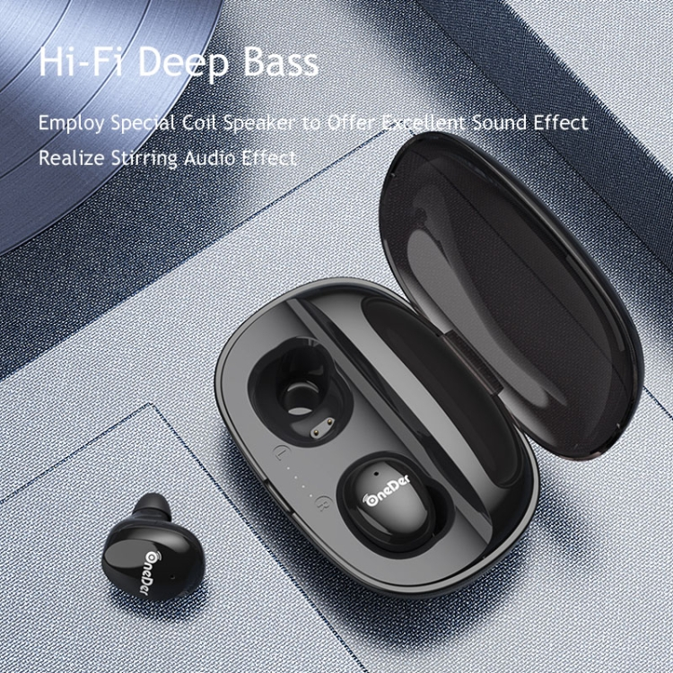 SUNSKY - OneDer W12 Wireless Earphone with Waterproof IPX5
