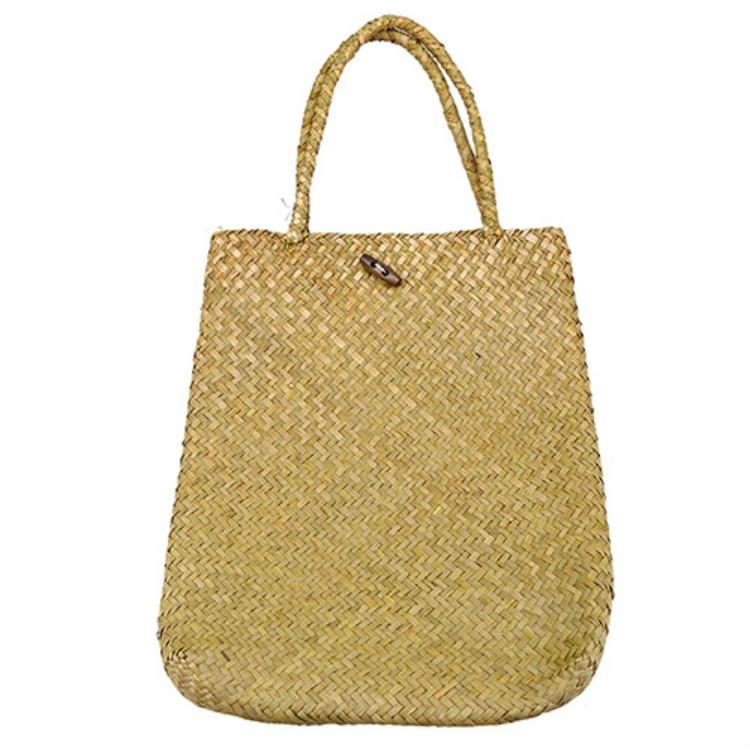 rattan basket small from storage box.htm sunsky handmade rattan basket square straw weaving ladies  rattan basket square straw weaving