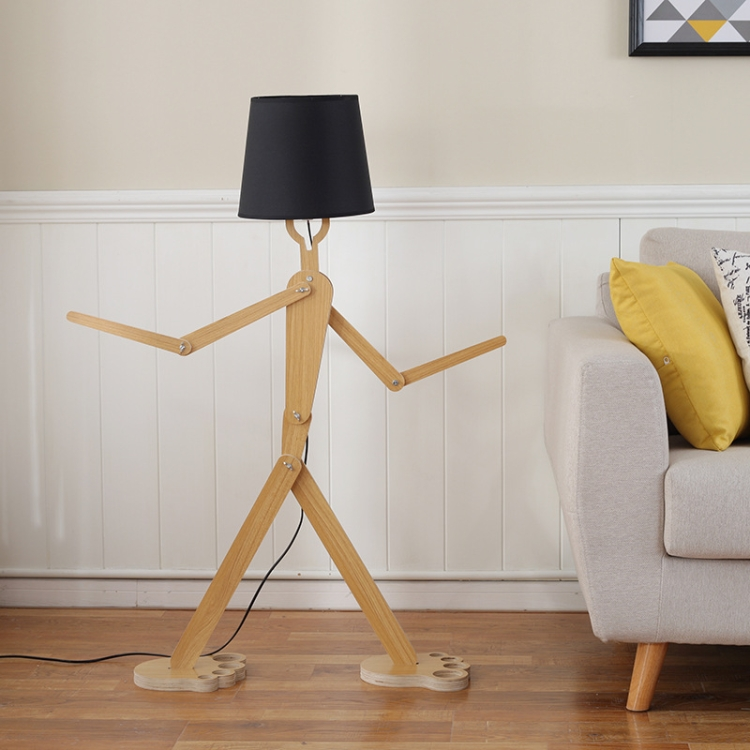Simple Personality Creative Solid Wood