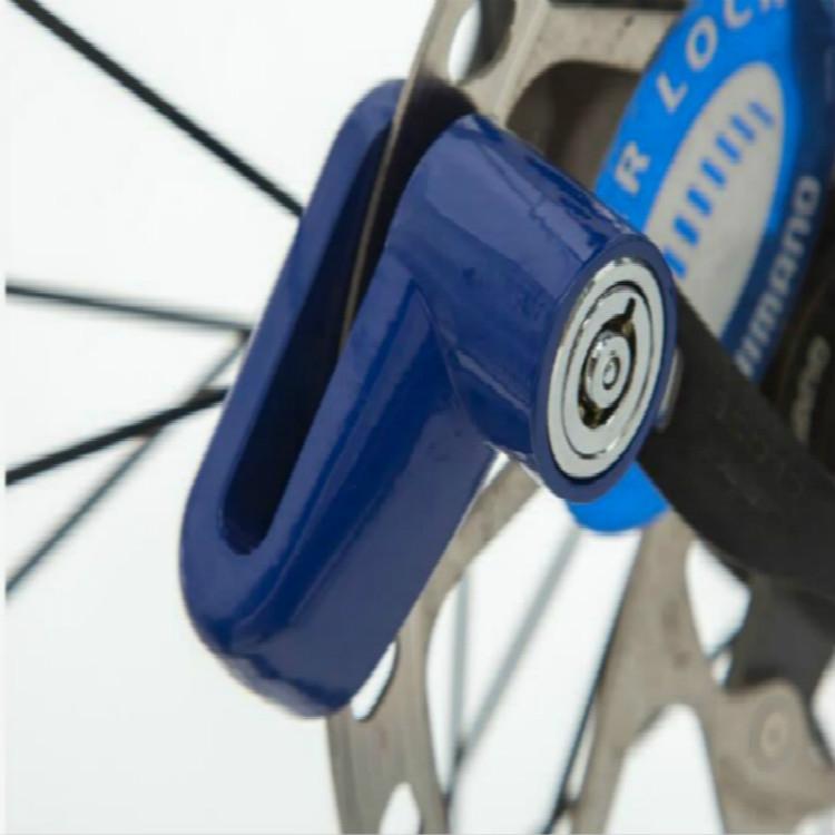 Universal Bike Bicycle U Lock Steel w// Mounting Bracket Scooter Motorcycle Moped