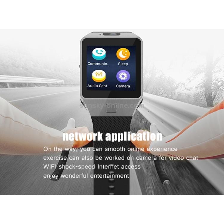 SUNSKY - QW09 Smart Watch Phone, 512MB+4GB