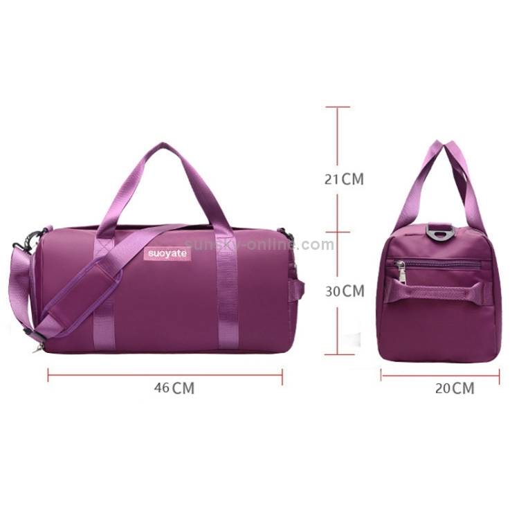 Waterproof Non-Slip Wearable Crossbody Bag fitness bag Shoulder Bag Fruit Jerky Picture