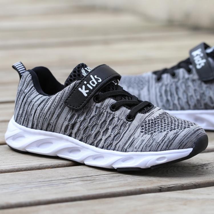 Sports Flywire Weaving Shoe For Unisex Kids,Print Rabbit