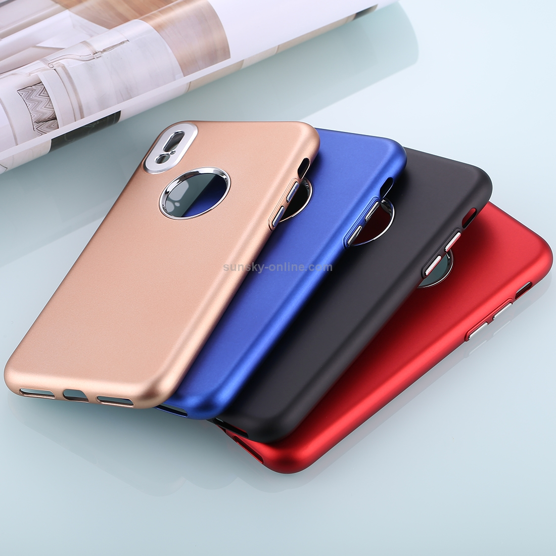 Iphone X Case Red