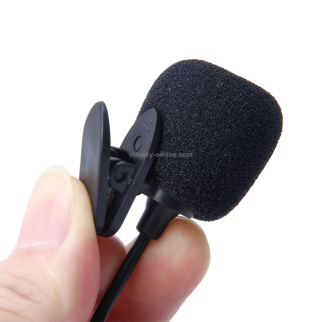The Car Store >> SUNSKY - Car Audio Microphone 3.5mm Jack Plug Mic Stereo Mini Wired External Clip Microphone ...