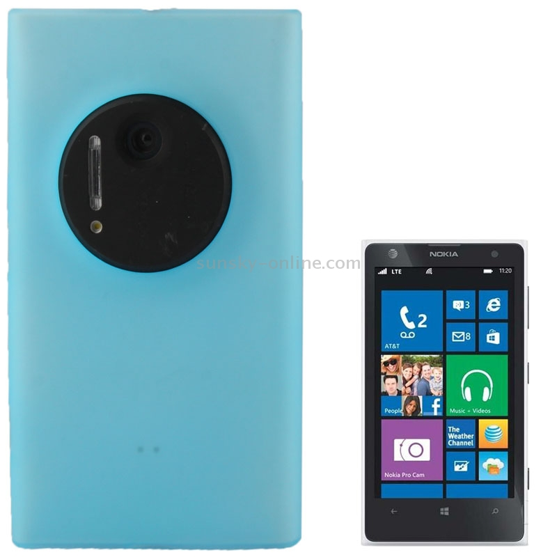 SUNSKY - Translucent Frosted Plastic Case for Nokia Lumia