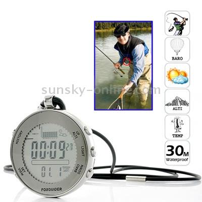 барометр рыбака с прогнозом погоды