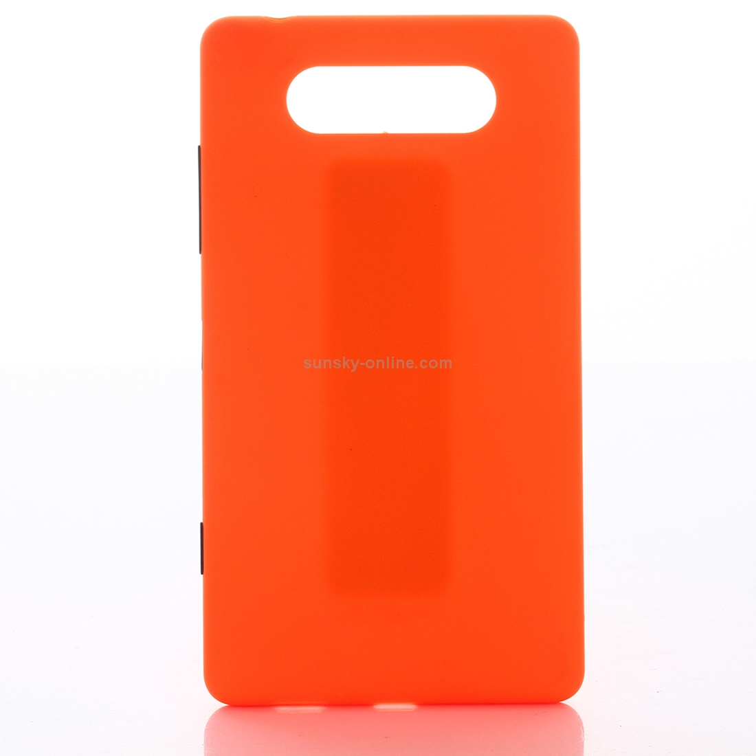 the best attitude 3dbd9 9329f SUNSKY - Back Cover for Nokia Lumia 820 (Orange)