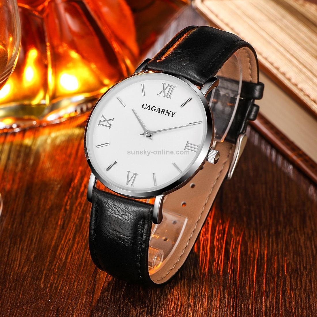 Мужские белые часы