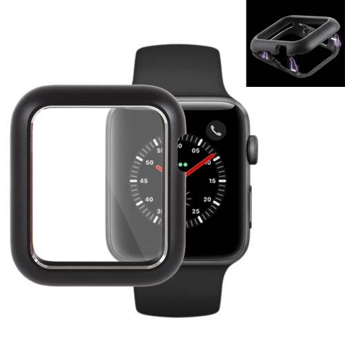 Magnetic Metal Frame Protective Case for Apple Watch Series 3 & 2 42mm(Black) фото