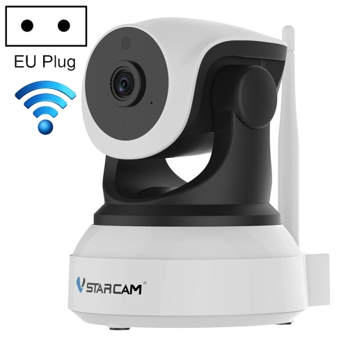 VSTARCAM C24S 1080P HD 2.0 Megapixel Wireless IP Camera, Support TF Card(128GB Max) / Night Vision / Motion Detection, EU Plug