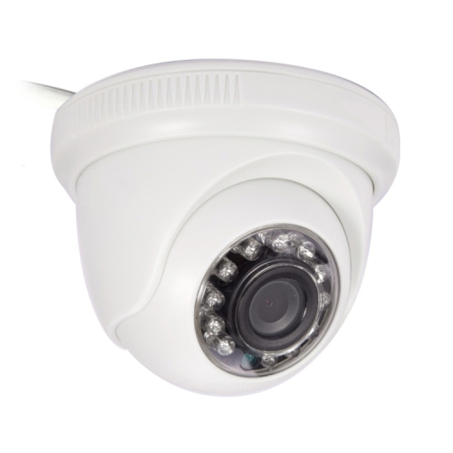 Buy COTIER 531eA-W CE & RoHS Certificated Waterproof 1/4 inch 1MP 1280x720P CMOS Sensor CMOS 3.6mm 3MP Lens AHD Camera with 12 IR LED, Support Night Vision & White Balance for $11.37 in SUNSKY store