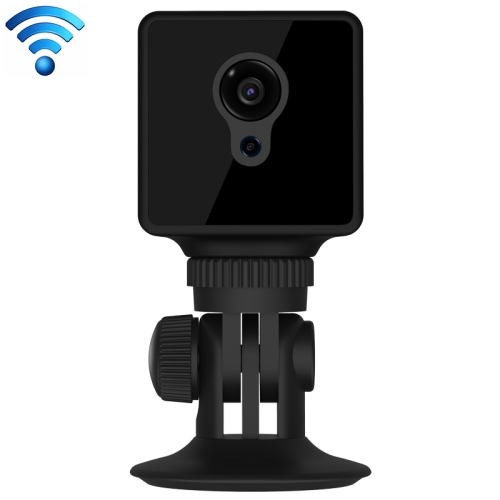 CAMSOY S8 HD 1280 x 720P 140 Degree Wide Angle Wireless WiFi Intelligent Surveillance Camera, Support Photosensitive Automatic Right Vision & Motion Detection & Loop Recording