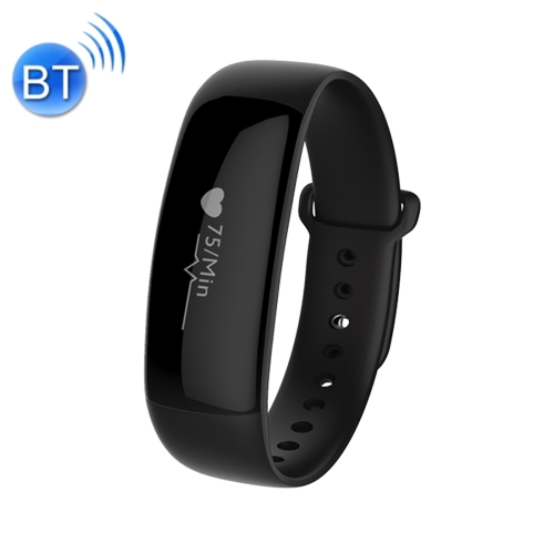 Buy M88 0.86 inch OLED Display Bluetooth Smart Bracelet, IP67 Waterproof, Support Heart Rate Monitor / Blood Pressure Monitor / Pedometer / Calls Remind / Sleep Monitor / Sedentary Reminder / Alarm, Compatible with Android and iOS Phones, Black for $24.96 in SUNSKY store