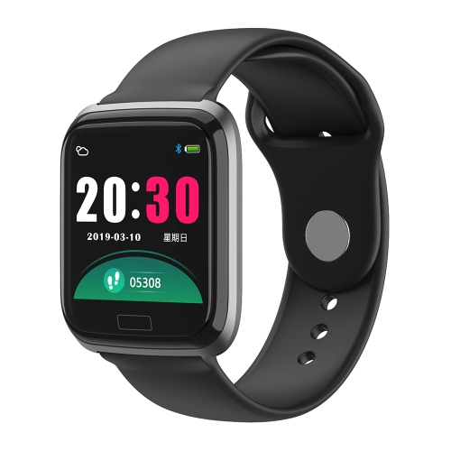 CY05 1.3 inches IPS Color Screen Smart Watch, Support Call Reminder / Heart Rate Monitoring / Blood Pressure Monitoring / Sleep Monitoring / Sedentary Reminder(Black) фото
