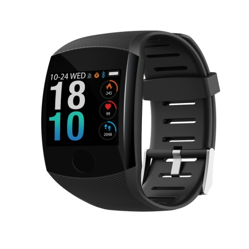 Q11 1.3 inch TFT Color Screen IP67 Waterproof Bluetooth Smartwatch, Support Call Reminder/ Heart Rate Monitoring /Blood Pressure Monitoring/ Sleep Monitoring(Black)  - buy with discount
