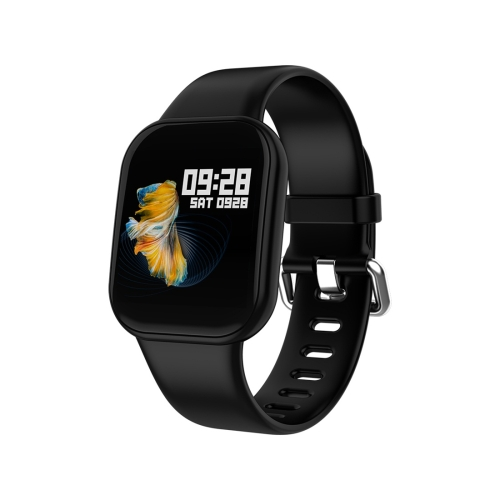 X16 1.3 inch TFT Color Screen IP67 Waterproof Bluetooth Smartwatch, Support Call Reminder/ Heart Rate Monitoring /Blood Pressure Monitoring/ Sleep Monitoring(Black)  - buy with discount
