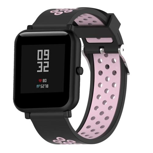 SUNSKY - Double Colour Silicone Sport Wrist Strap for Xiaomi