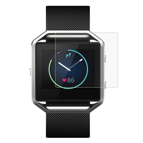 Buy 2 PCS ENKAY Hat-Prince for Fitbit Blaze Smart Watch 0.2mm 9H Surface Hardness 2.15D Explosion-proof Tempered Glass Screen Film for $2.30 in SUNSKY store