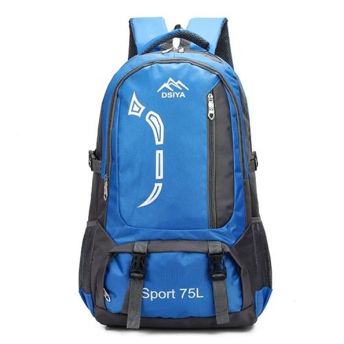 c9afbb01571b SUNSKY - Нейлоновые двойные плечи школьная сумка рюкзак сумка (Синий)