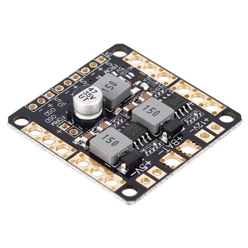 Buy CC3D NAZE32 F3 Power Distribution Board Filter BEC, Output: 5V-12V 3A for $6.58 in SUNSKY store