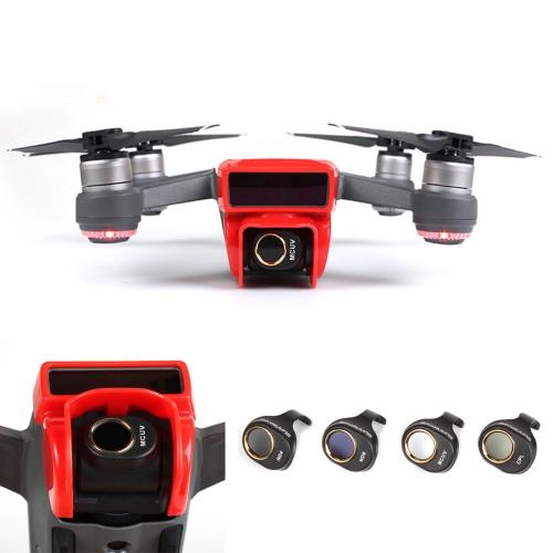 Buy 4 in 1 HD Drone Camera ND8/4 & CPL & UV Lens Filter Set for DJI Spark for $30.16 in SUNSKY store
