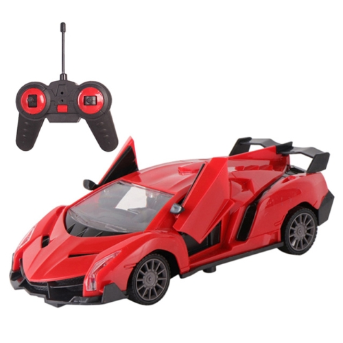 MoFun 869-24A 1:24 Remote Control Racing Drift Sports Car RC Toy (Red)