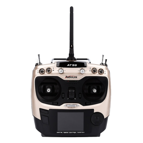Buy Radiolink AT9S 10 Channel 2.4GHz Remote Control Transmitter with R9DS Receiver for RC for $122.99 in SUNSKY store