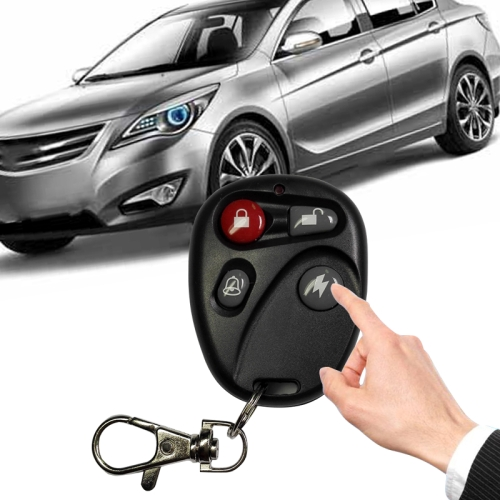 Buy 433MHz Wireless 12V 4 Keys Garage Door Remote Control for Vehicle / Electric Bicycle for $2.15 in SUNSKY store