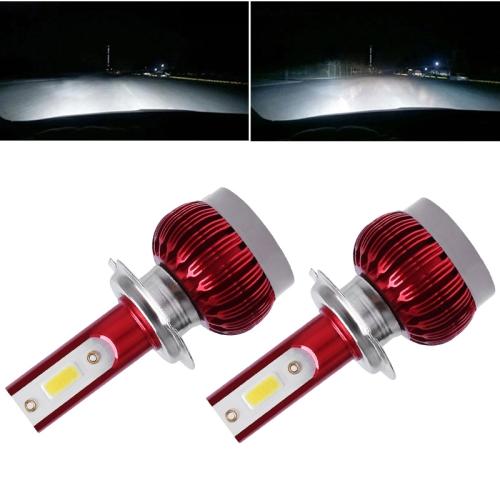 1 PC Samsung LED Chip 57 SMD Xenon White 6000K Light Bulb For SUZUKI Bike H7