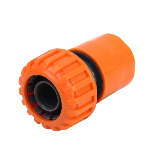 Buy Hose Connector Garden Tools Quick Connectors Repair Damaged Leaky Adapter Garden Water Irrigation 3/4 inch Connector Joints Garden Irrigation Watering Straight Gun, Random Color Delivery for $1.42 in SUNSKY store