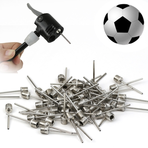 100 PCS Portable Pump Needle for Yoga Supplies Basketball Football