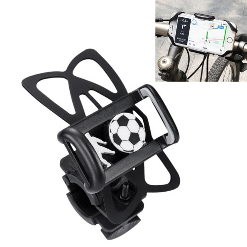 Portable 360 Degree Rotatable Bicycle Mobile Phone Bracket, Random Color Delivery