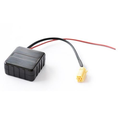 Car Wireless Bluetooth Module AUX Audio Adapter Cable for Fiat / Alfa Romeo / Lancia / Mercedes Benz Smart451 AUX Buchse Stecker