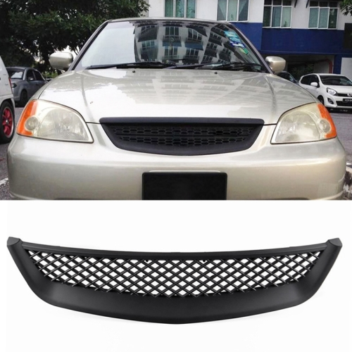Glossy Black Dual Slats Front Kidney Grille w//Dark Smoke Lens 16-LED Side Marker T10 Turn Signal Light Compatible with BMW E81 E82 2008-2011 E88 2DR