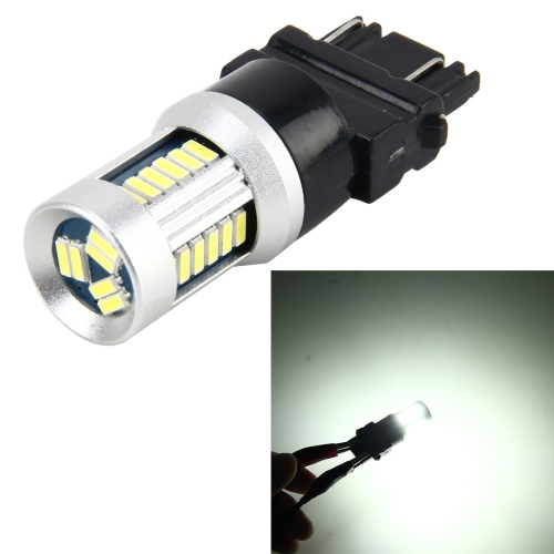Buy 3156 5W 500 LM 6000K Car Auto Turn Light Backup Light Reversing Lights with 30LEDs SMD-3014 Lamps, DC 12V (White Light) for $6.10 in SUNSKY store