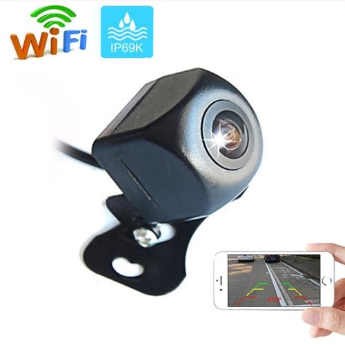 A2157 Car License Plate Frame WIFI Rear View Camera