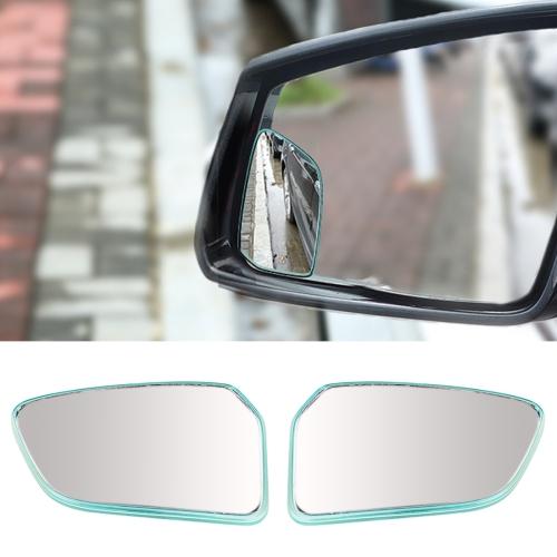 3R 3R-202 Car Blind Spot Rear View Round Mirror